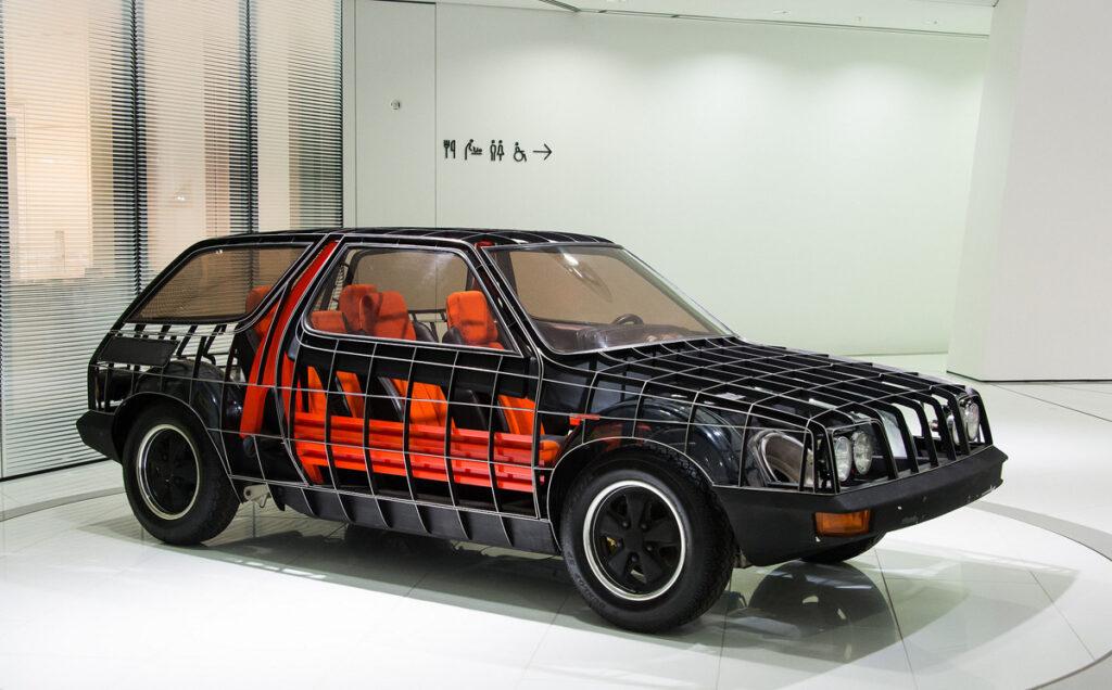 Porsche FLA