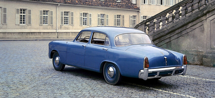 Самые малоизвестные модели, в создании которых участвовали инженеры Porsche