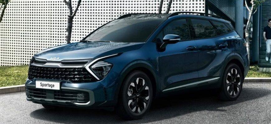 Новый Kia Sportage 2021 года - что от него ожидать?