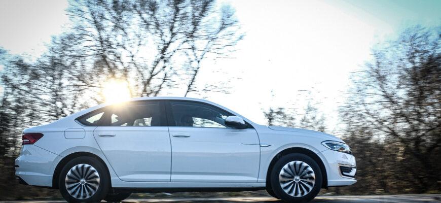 Новый электромобиль от VAG: обзор модели Lavida