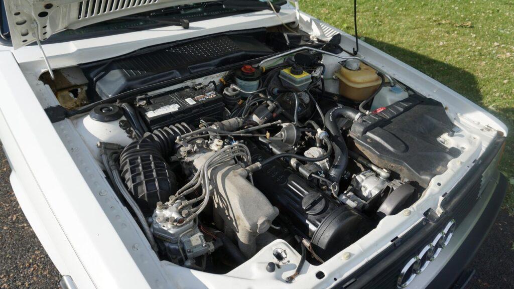 34-летняя Audi купе на АКПП с тремя ступенями - спорный экземпляр