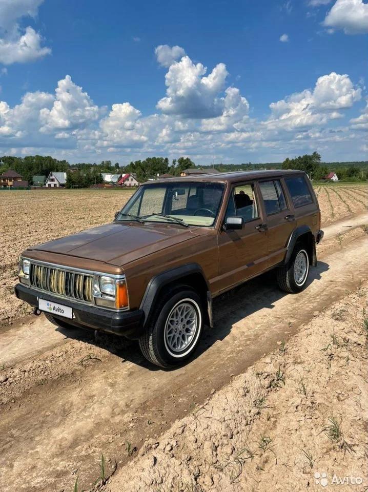 Настоящий Jeep Cherokee за 200 тысяч рублей - мечта, да и только