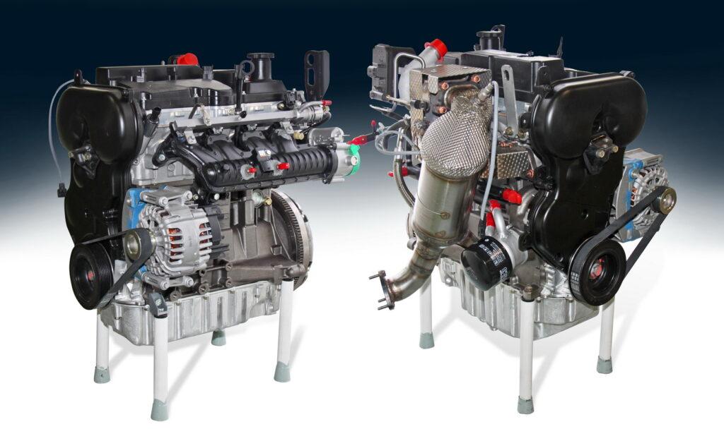 Турбодвигатель для новых Лада