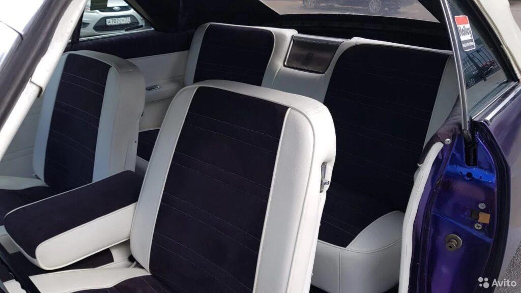 Chrysler 300 Letter Series: авто 57-го года выпуска почти за 3 млн рублей
