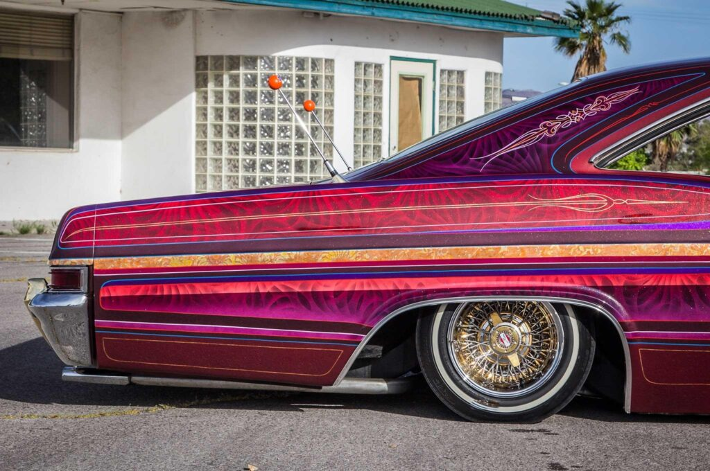 Lowrider Traditional