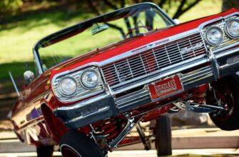 Low Rider (лоурайдер) - что означает это слово, хорошо знакомое многим автолюбителям?
