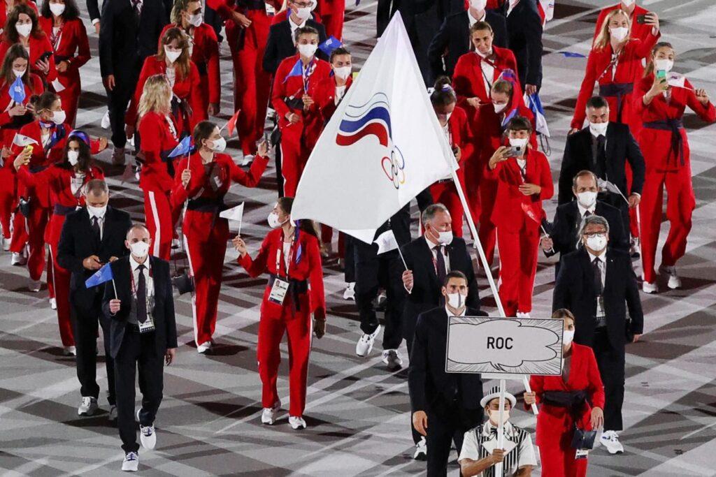Россия на Олимпиаде 2020