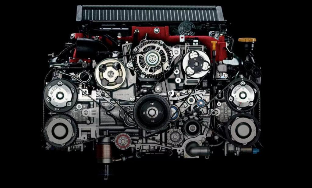 Subaru EJ20