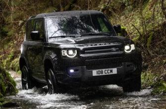 Самый мощный Land Rover Defender - каким он будет?