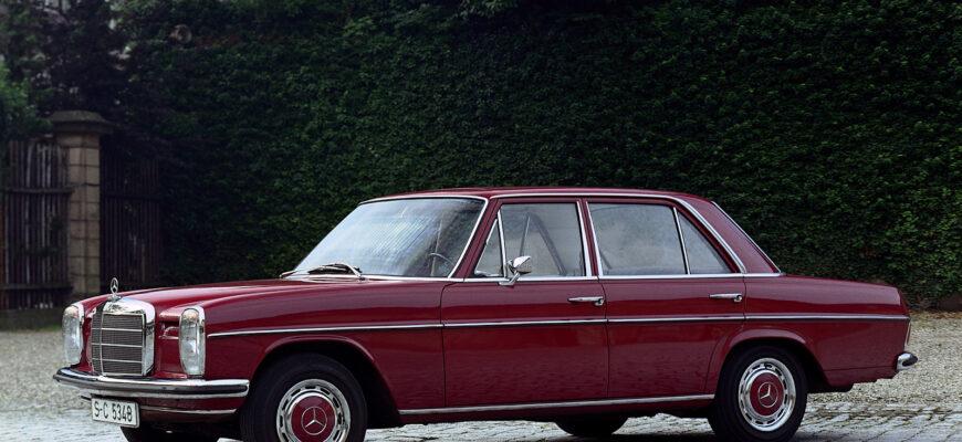 «Дизельный Феррари»: самый надежный Mercedes-Benz в истории