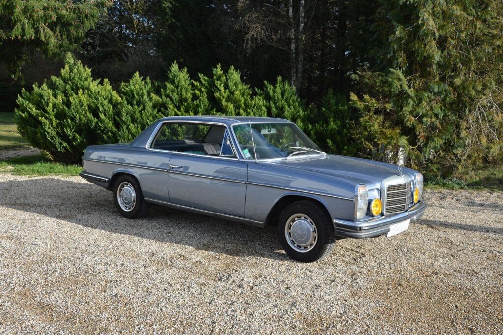 Купе Mercedes-Benz 280 CE
