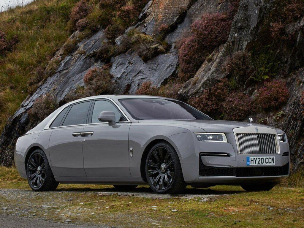 Rolls—Royce Ghost