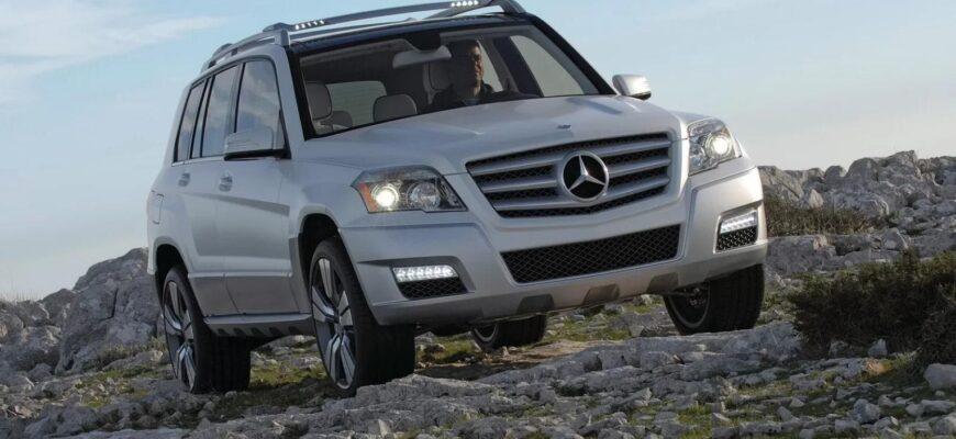 Плюсы и минусы Mercedes-Benz GLK на вторичке в 2021 году