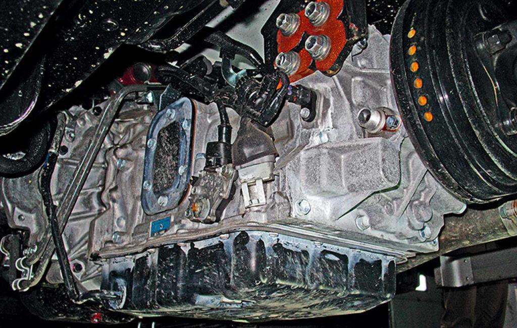 Автоматическая коробка передач грузовика HINO