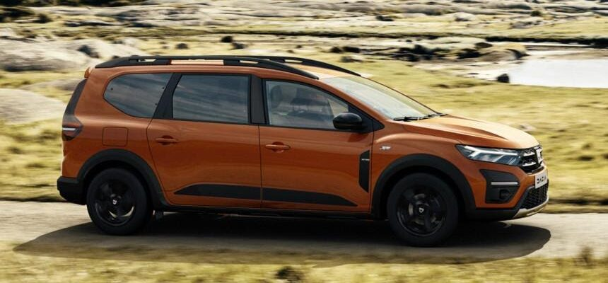 Самый большой автомобиль Dacia: премьера кроссвэна Jogger
