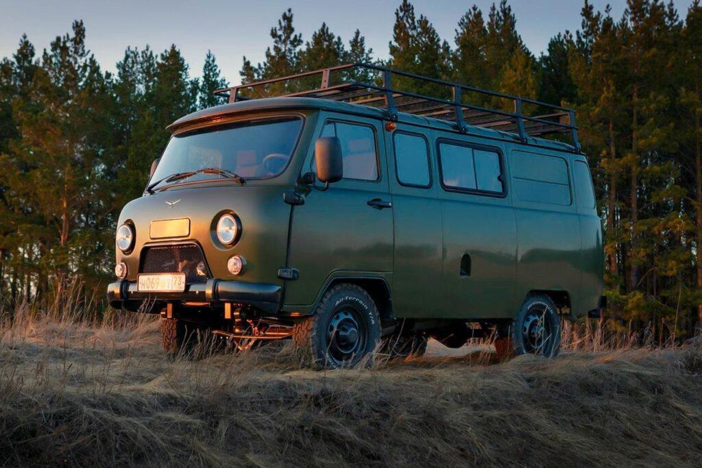 Есть ли альтернативы «буханке»: конкуренты для УАЗ-452