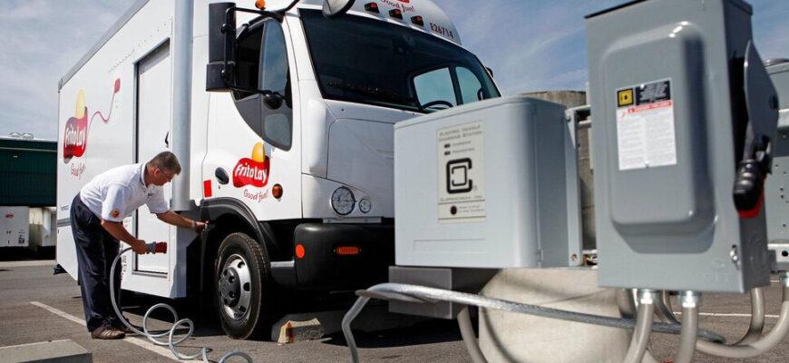 Электрические грузовики: история и перспективы развития
