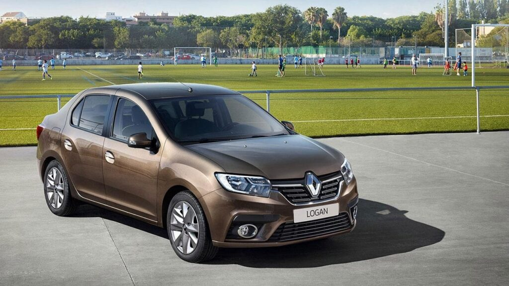 Renault Logan с АКПП