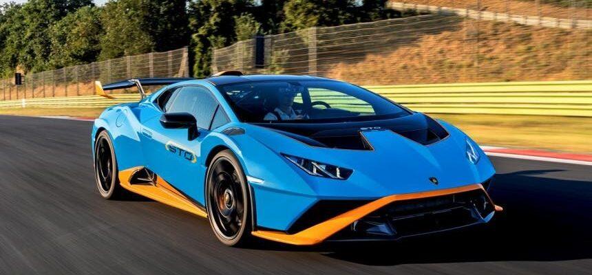 Идеальный спорткар: Lamborghini Huracan STO