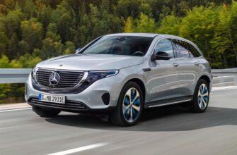 Какие электромобили для российского рынка предлагает Mercedes-Benz на 2021 год