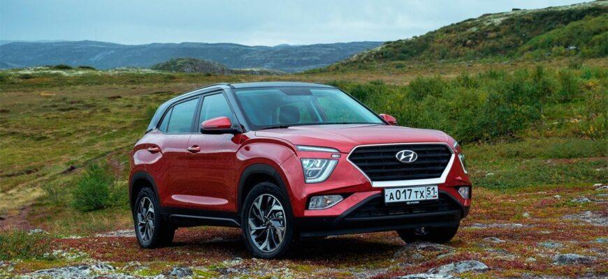 Аргументы в пользу покупки нового Hyundai Creta - найдутся ли они?