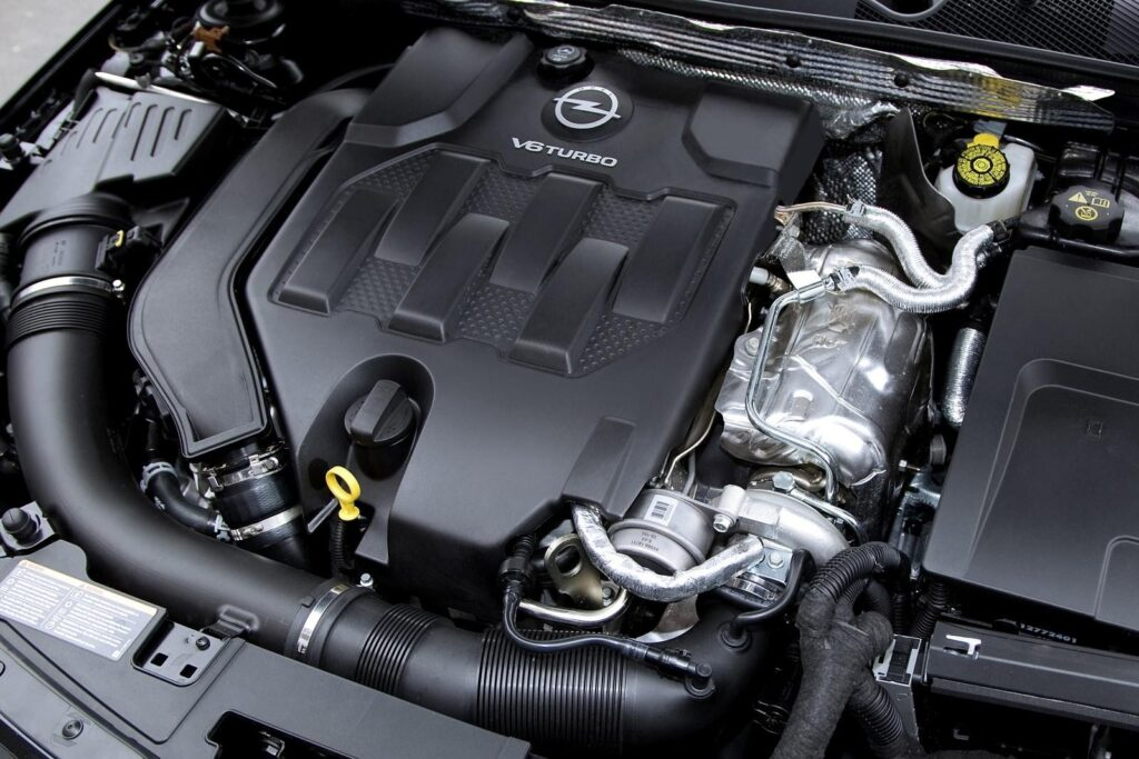Самый сложный двигатель 2,8Т австралийской разработки