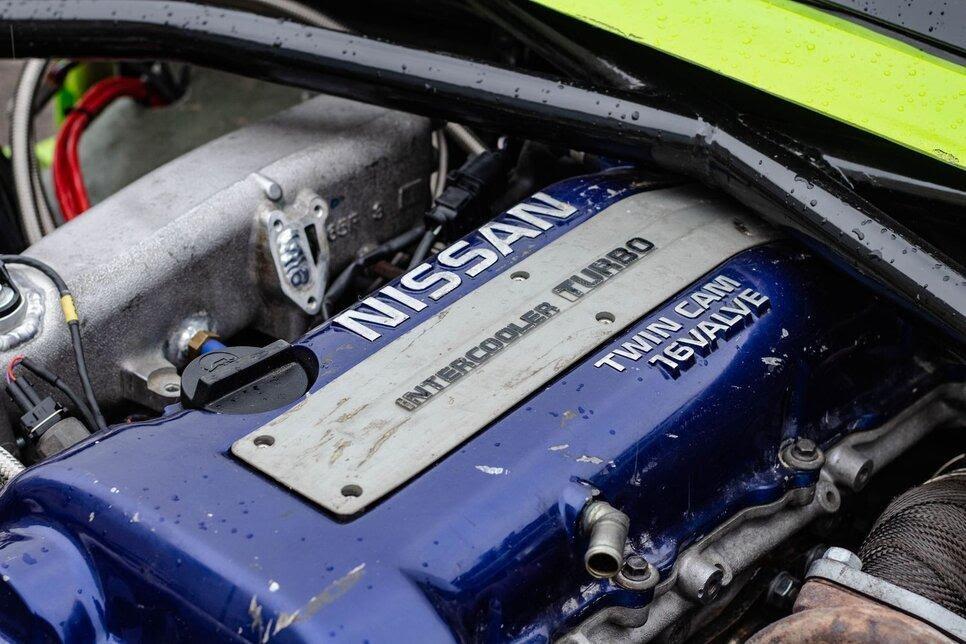 «Ниссановский» мотор SR20DET