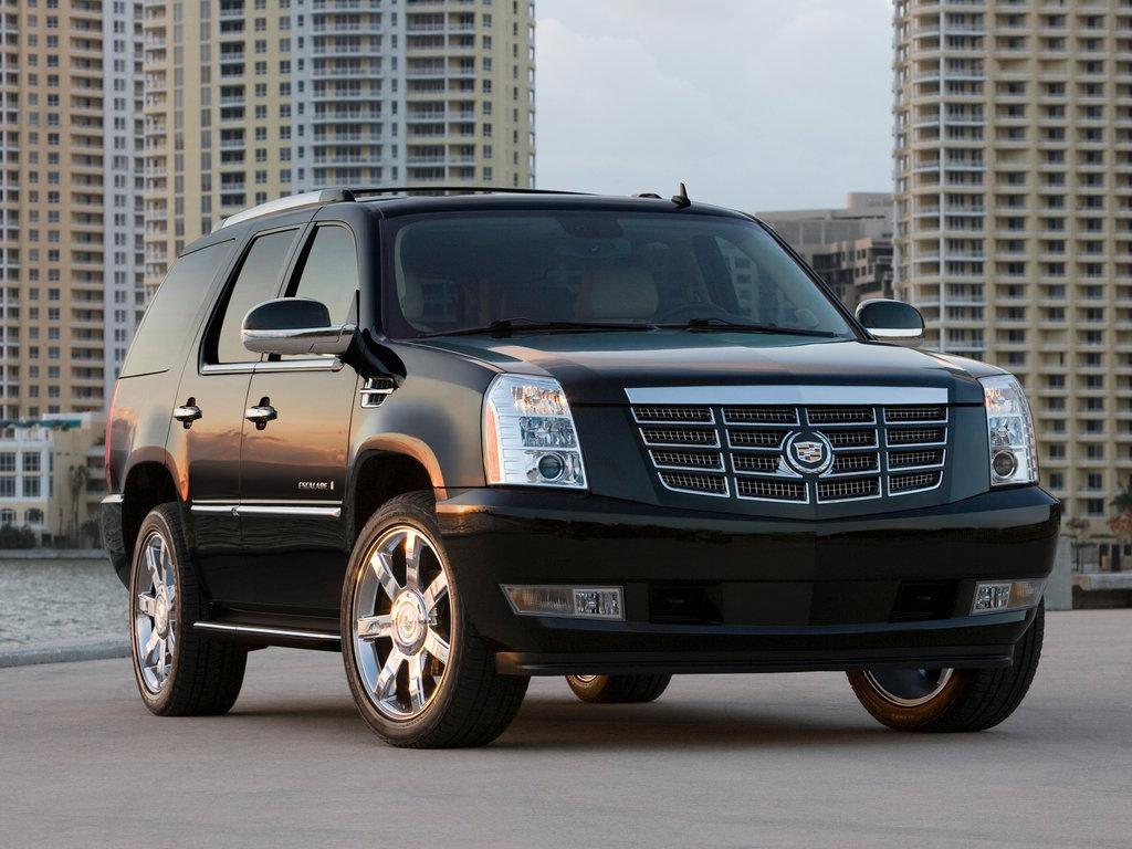 Внешний вид Cadillac Escalade