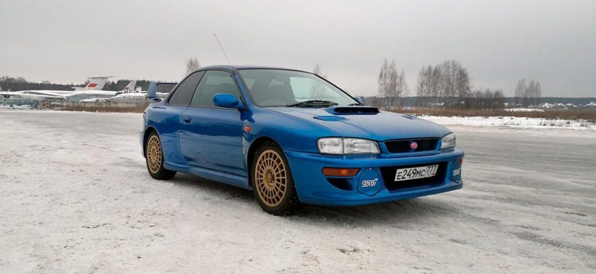 Идеальная Subaru: почему версия 22В стоит больше 8 млн рублей