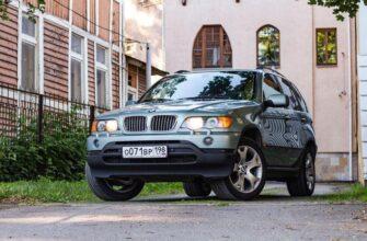 BMW X5 первого поколения: найдется ли хороший вариант на вторичке?