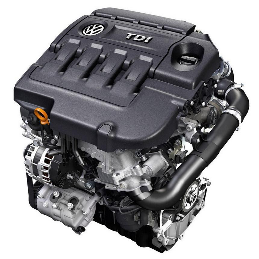 Турбированный «дизель» VW
