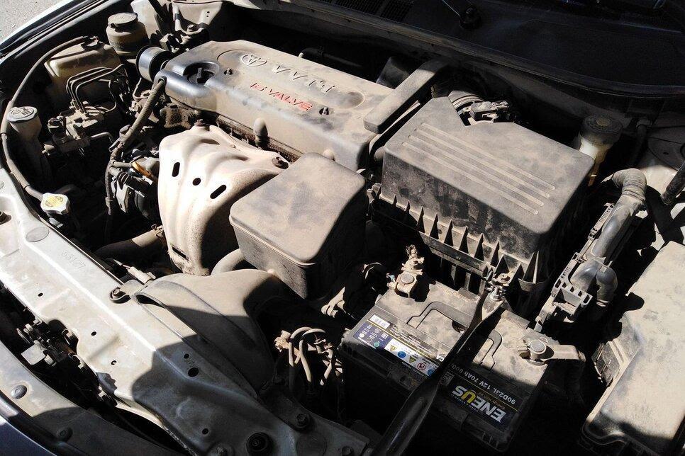 Надежный двигатель 2AZ-FE