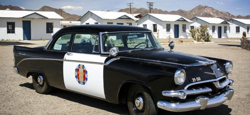 Крутой полицейский автомобиль «по-американски» - на чем ездят в США