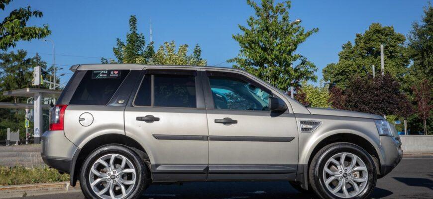 Покупаем Land Rover Freelander 2: на что надо обратить внимание?