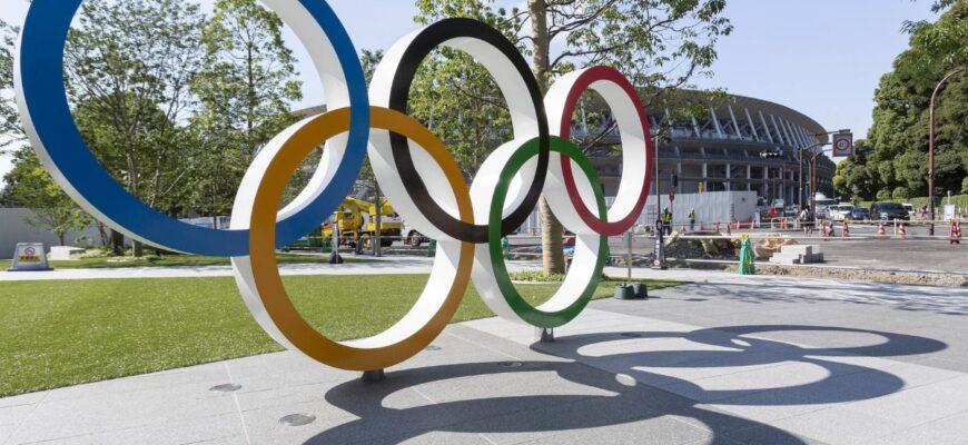 Машины главного спортивного события - автомобили Олимпийских игр