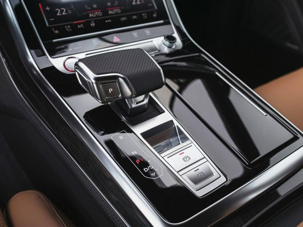 Ручка АКПП Audi