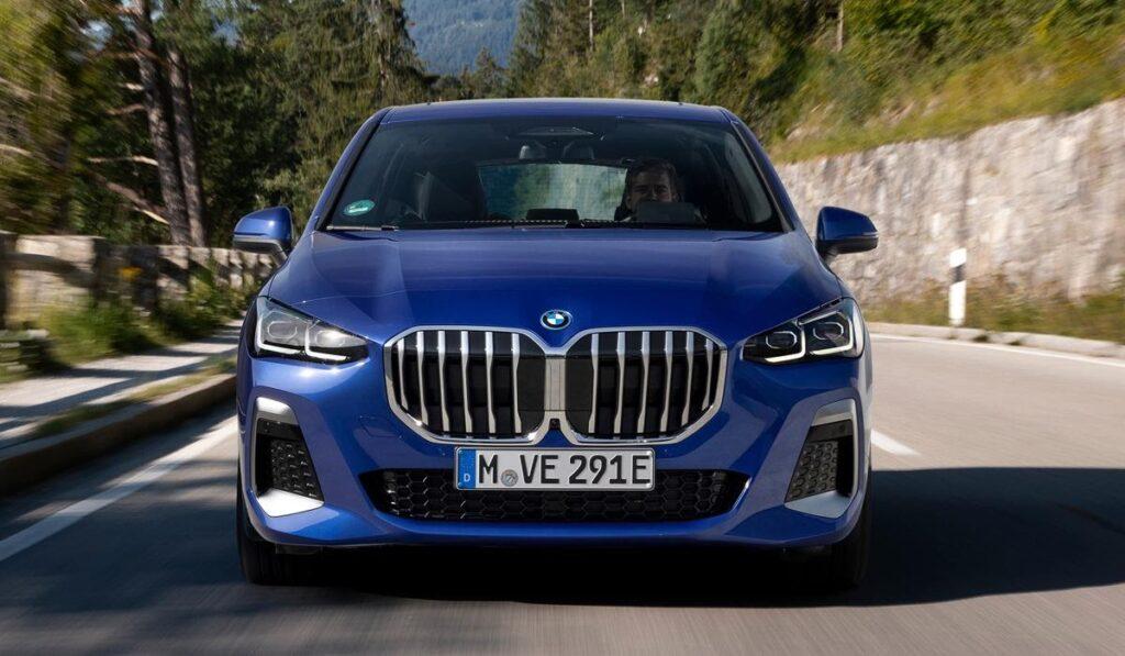 Обновленная «двойка» BMW