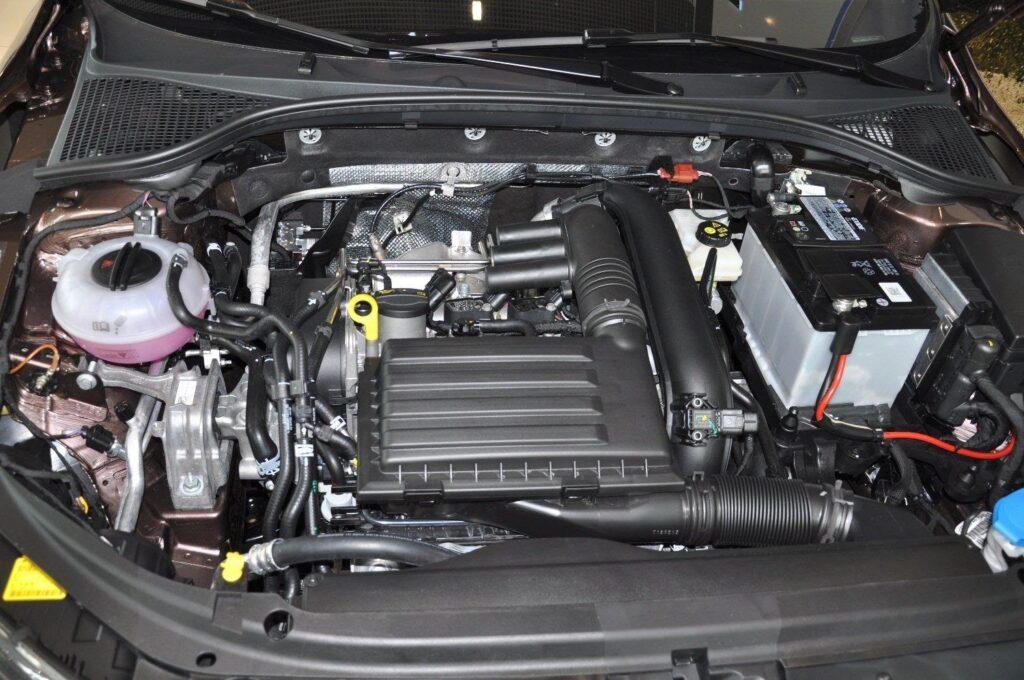 Мотор 1.4 TSI