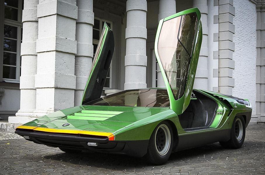«Жужелица» Alfa Romeo (1968)