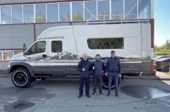 Автодом на базе «Садко-NEXT»: отечественное предложение для путешественников