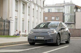«Народный» электромобиль: изучаем Volkswagen ID.3