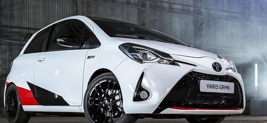 Диковинки марки Toyota