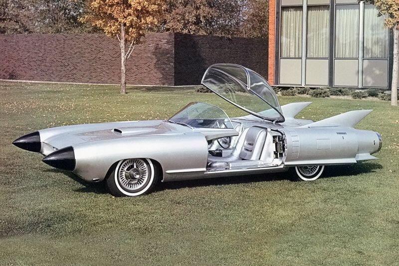 Cadillac Cyclone ХР-74 – 1959 год