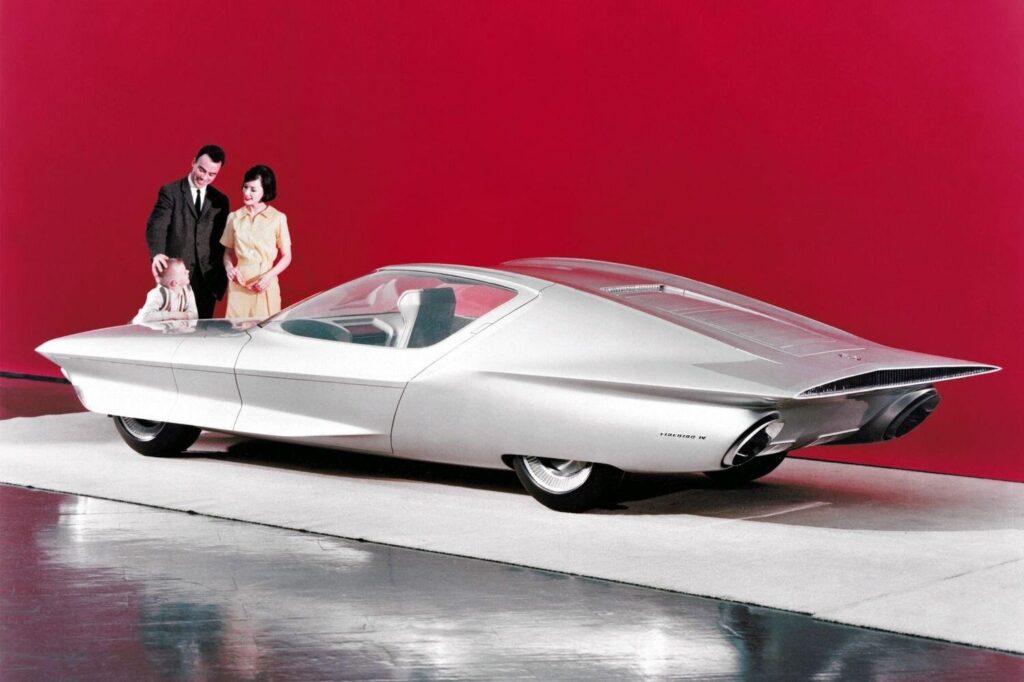 «Космические» автомобили