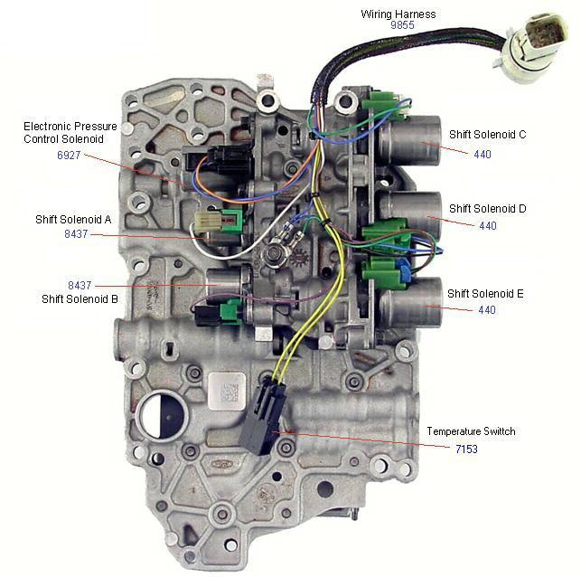 Нет 4 передачи АКПП — Форум Трансмиссия Ford Focus ...
