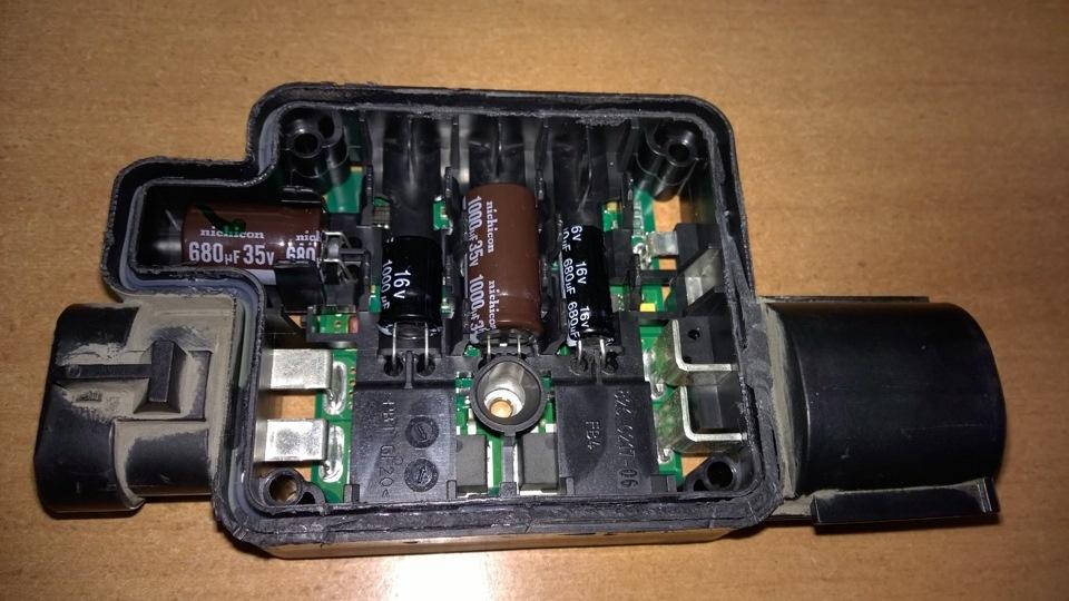 11373280 64 блок управления вентилятора ремонт своими руками 80