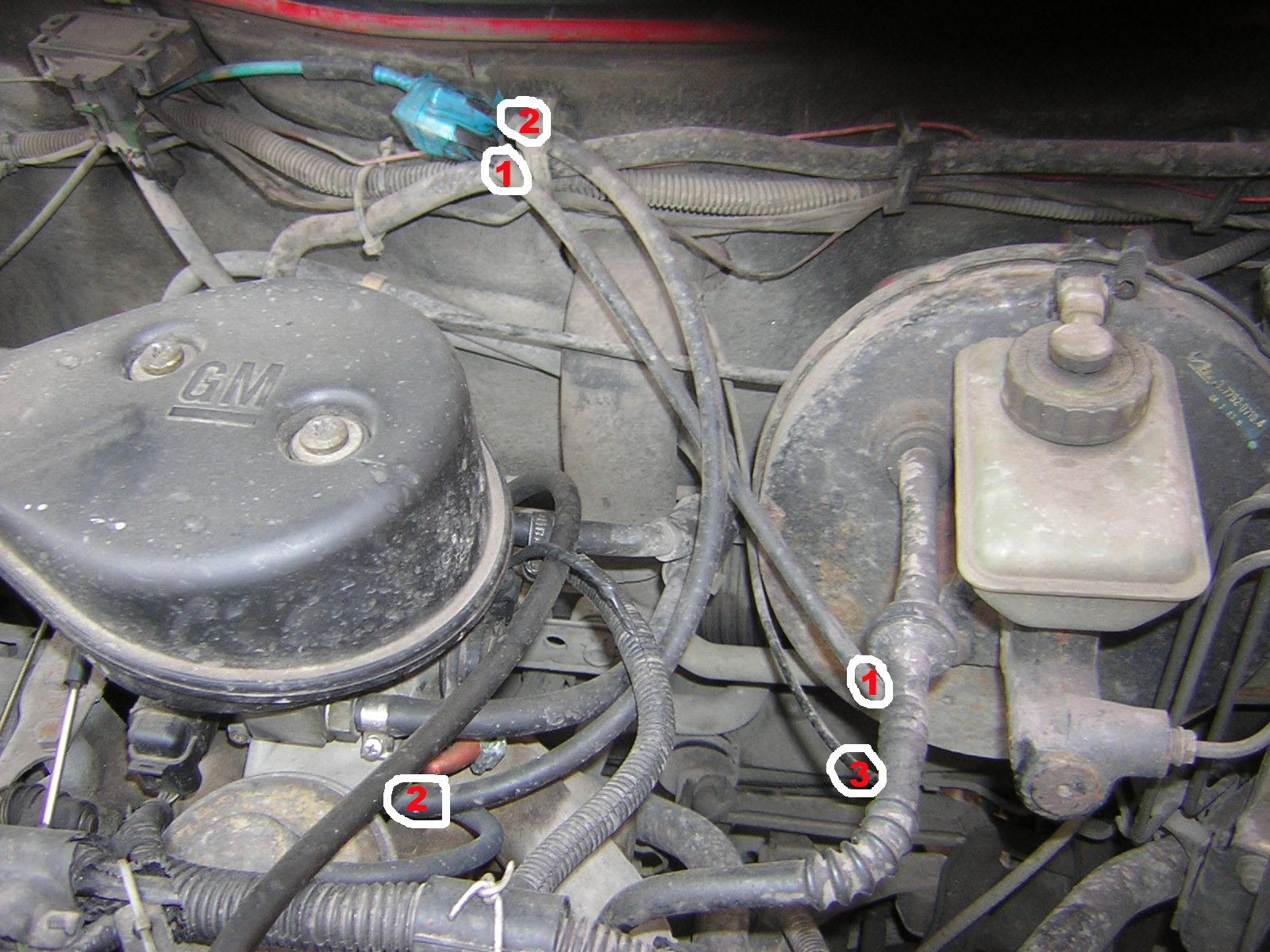 opel vectra b вентиляционный клапан топливного бака