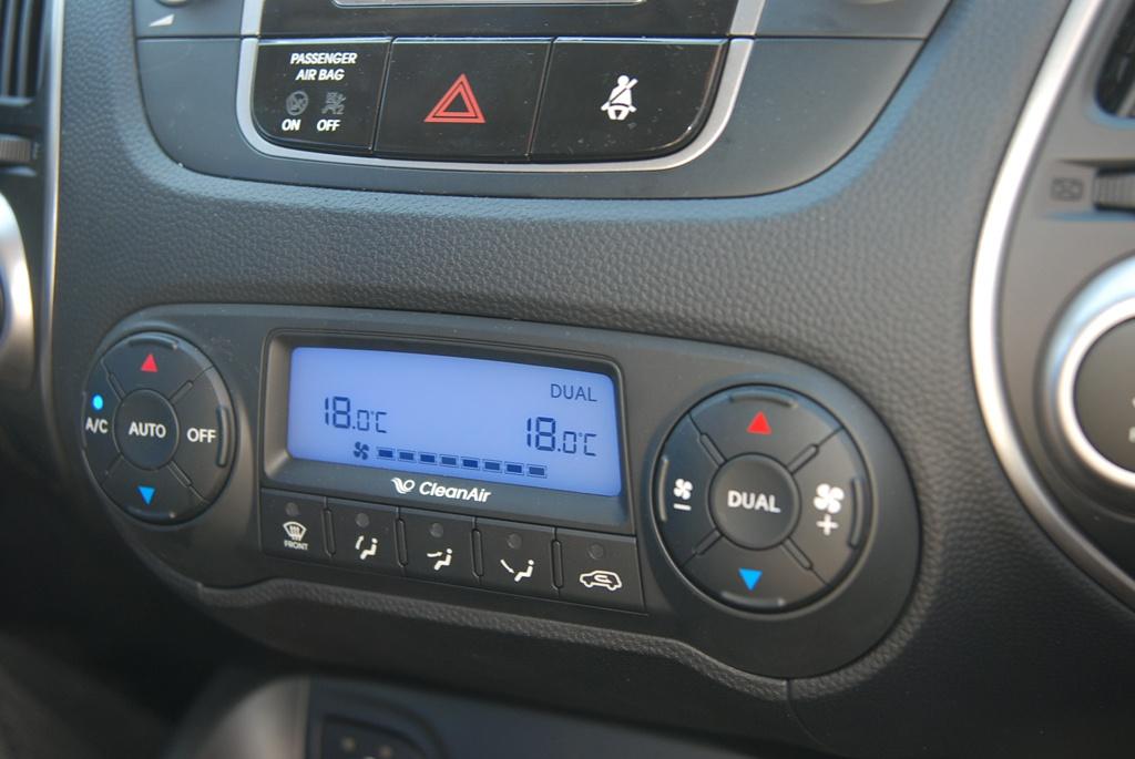 Hyundai ix35 видеорегистратор