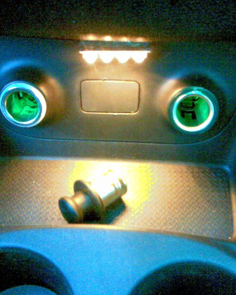 Замена лампочек в приборной