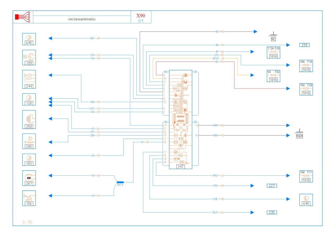 Приборная панель газель электрическая схема